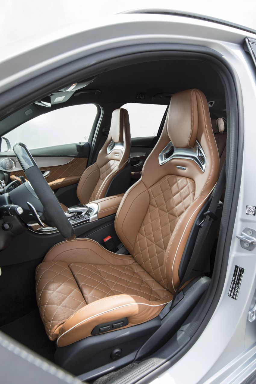 Mercedes-AMG C63 facelift debuts with new 9G auto Image #955977