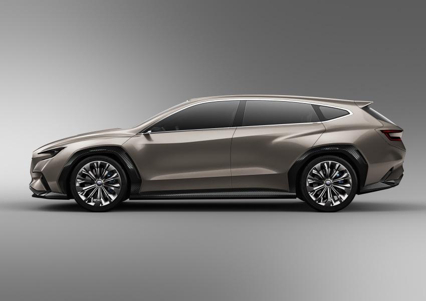 Subaru Viziv Tourer Concept revealed – next Levorg? Image #787366