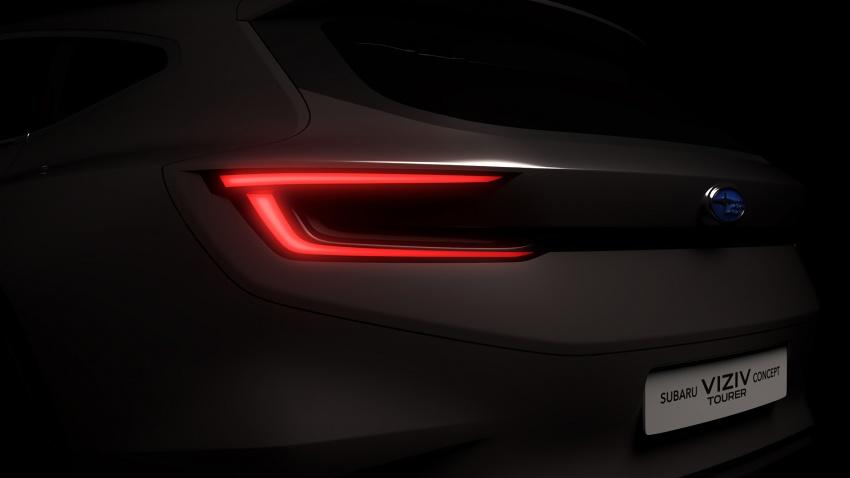 Subaru Viziv Tourer Concept revealed – next Levorg? Image #787367