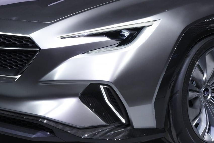 Subaru Viziv Tourer Concept revealed – next Levorg? Image #787358
