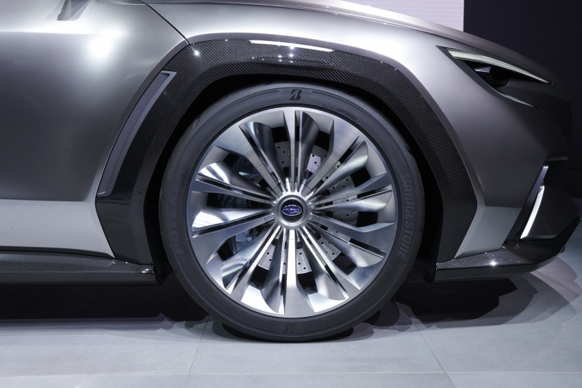 Subaru Viziv Tourer Concept revealed – next Levorg? Image #787359