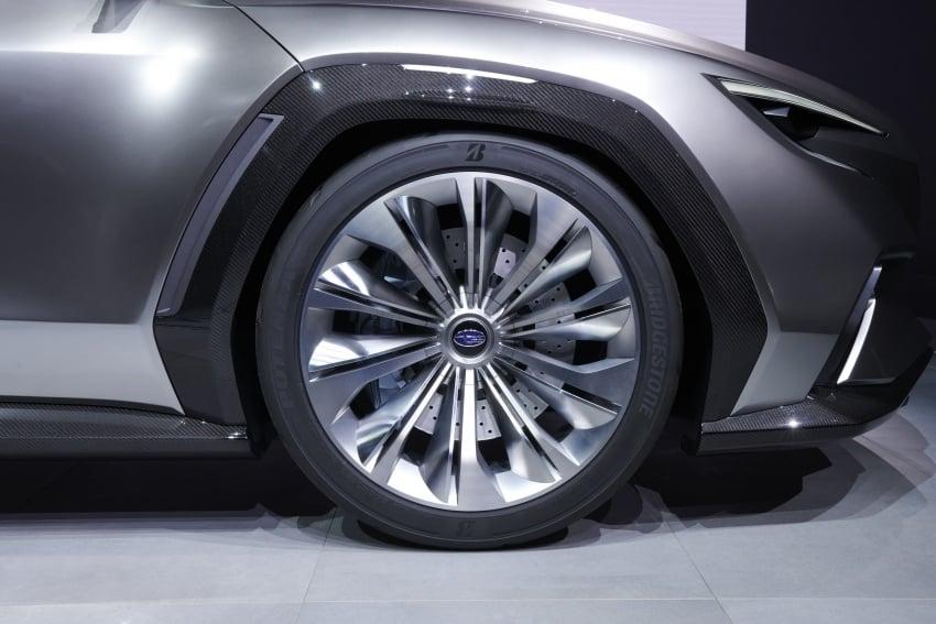 Subaru Viziv Tourer Concept revealed – next Levorg? Image #787359
