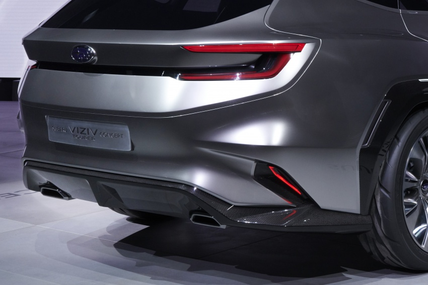 Subaru Viziv Tourer Concept revealed – next Levorg? Image #787360