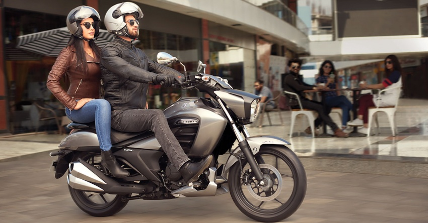 Suzuki Intruder 150 FI dilancarkan di India – RM6,000 Image #792106