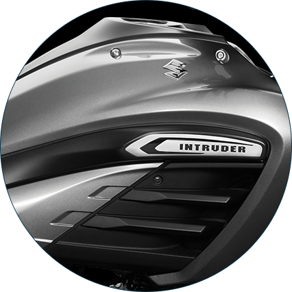 Suzuki Intruder 150 FI dilancarkan di India – RM6,000 Image #792090