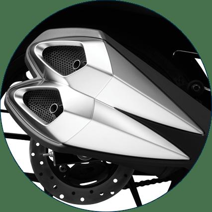 Suzuki Intruder 150 FI dilancarkan di India – RM6,000 Image #792092