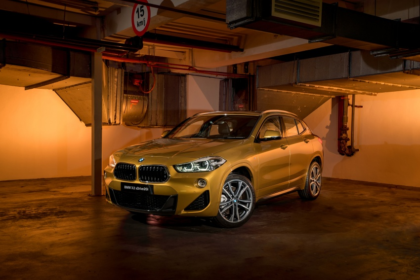 F39 BMW X2 launched in Malaysia – sDrive20i, RM321k Image #793605