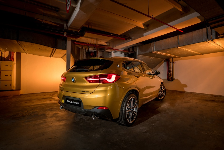 F39 BMW X2 launched in Malaysia – sDrive20i, RM321k Image #793606