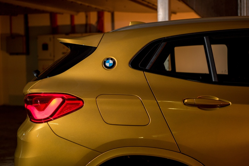 F39 BMW X2 launched in Malaysia – sDrive20i, RM321k Image #793607