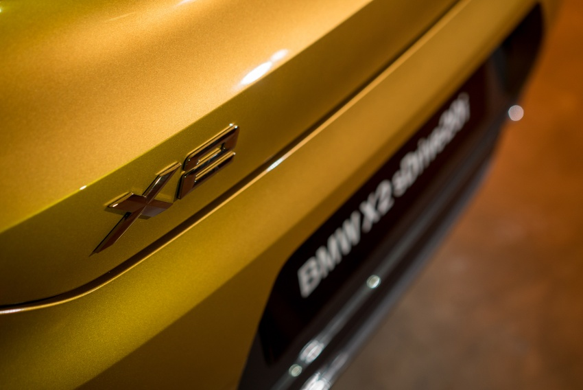 F39 BMW X2 launched in Malaysia – sDrive20i, RM321k Image #793608