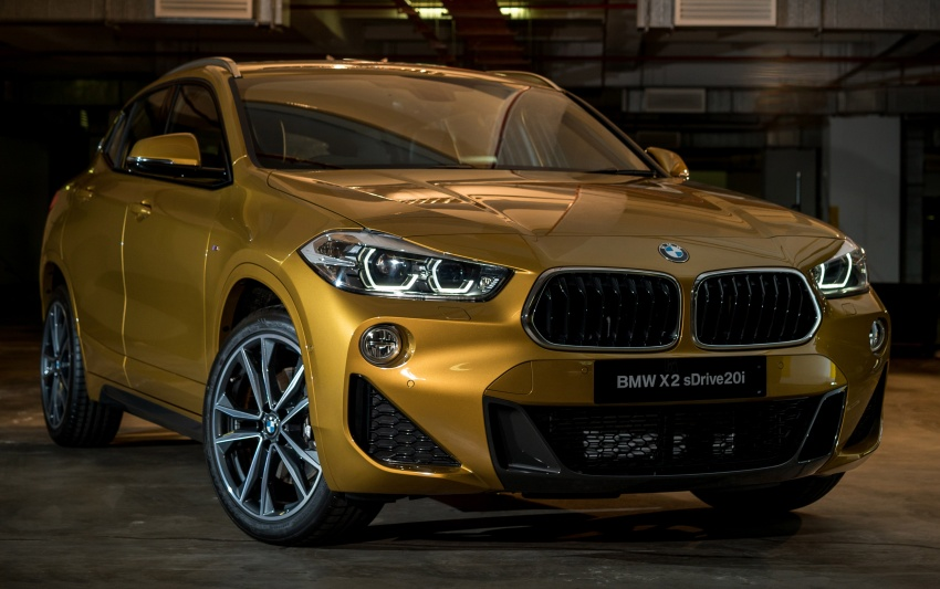F39 BMW X2 launched in Malaysia – sDrive20i, RM321k Image #793610