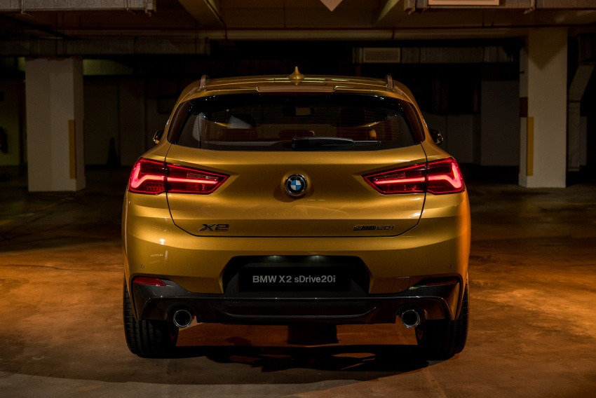F39 BMW X2 launched in Malaysia – sDrive20i, RM321k Image #793613