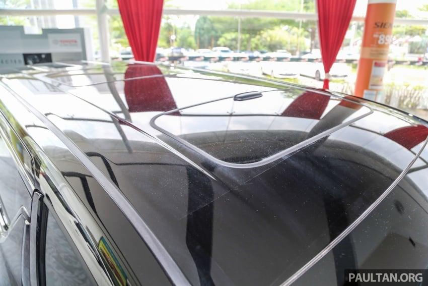GALLERY: Toyota Alphard, Vellfire facelift previewed – full specifications, equipment detailed, RM351k-541k Image #792818