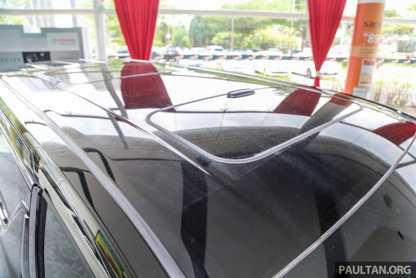 GALERI: Toyota Alphard, Vellfire facelift 2018 – senarai kelengkapan penuh, harga antara RM351k-RM541k Image #792190