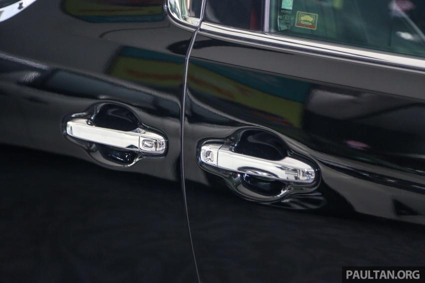 GALLERY: Toyota Alphard, Vellfire facelift previewed – full specifications, equipment detailed, RM351k-541k Image #792820