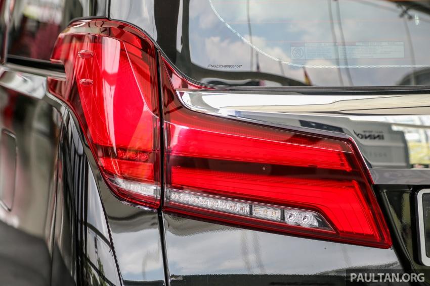 GALLERY: Toyota Alphard, Vellfire facelift previewed – full specifications, equipment detailed, RM351k-541k Image #792825