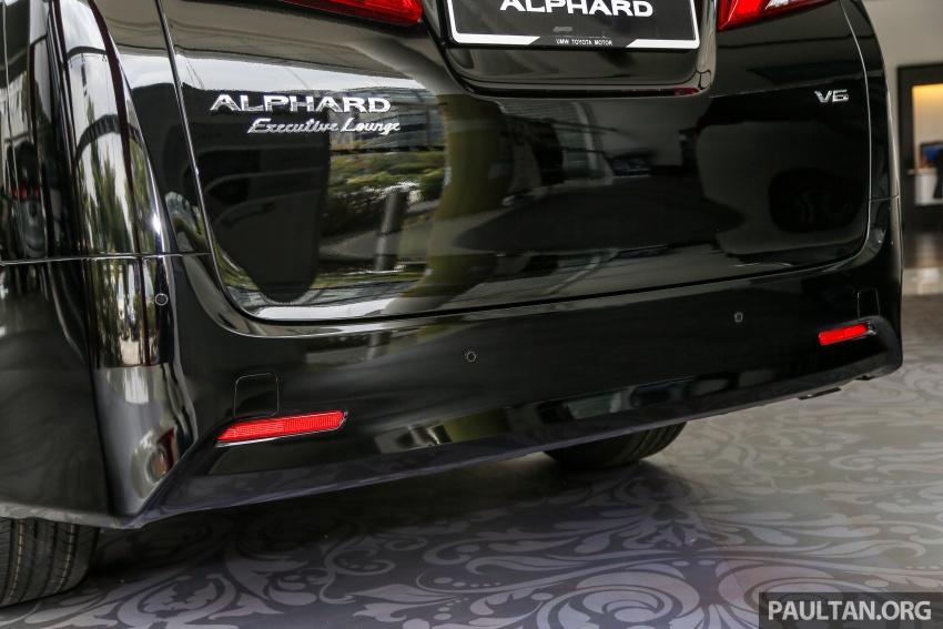 GALERI: Toyota Alphard, Vellfire facelift 2018 – senarai kelengkapan penuh, harga antara RM351k-RM541k Image #792199
