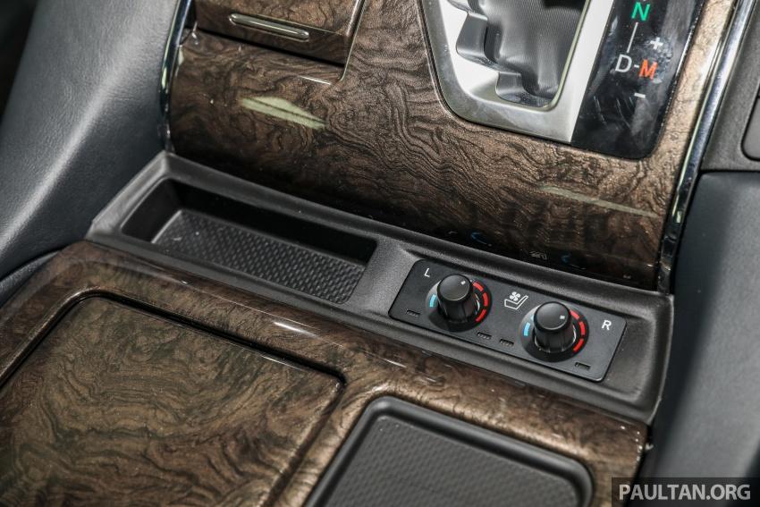 GALLERY: Toyota Alphard, Vellfire facelift previewed – full specifications, equipment detailed, RM351k-541k Image #792841