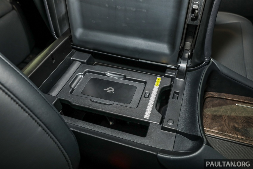 GALLERY: Toyota Alphard, Vellfire facelift previewed – full specifications, equipment detailed, RM351k-541k Image #792842