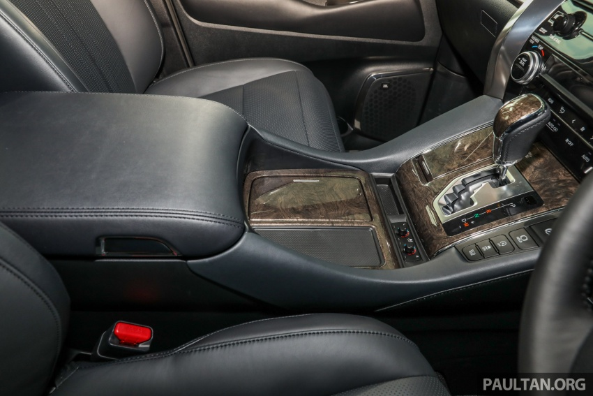GALLERY: Toyota Alphard, Vellfire facelift previewed – full specifications, equipment detailed, RM351k-541k Image #792843