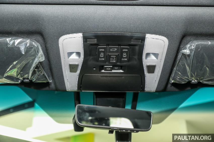 GALLERY: Toyota Alphard, Vellfire facelift previewed – full specifications, equipment detailed, RM351k-541k Image #792846