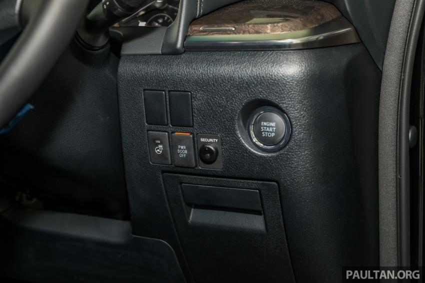 GALLERY: Toyota Alphard, Vellfire facelift previewed – full specifications, equipment detailed, RM351k-541k Image #792848