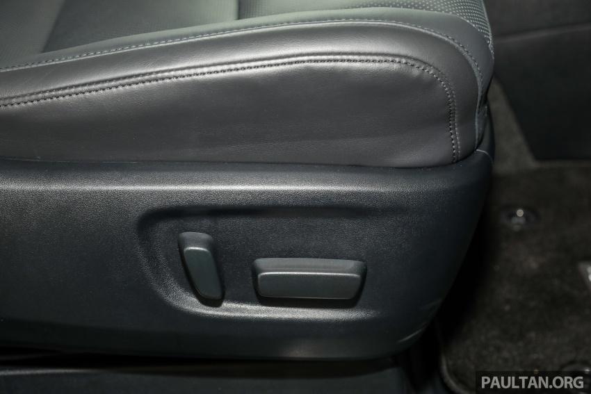 GALERI: Toyota Alphard, Vellfire facelift 2018 – senarai kelengkapan penuh, harga antara RM351k-RM541k Image #792229