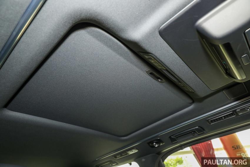 GALLERY: Toyota Alphard, Vellfire facelift previewed – full specifications, equipment detailed, RM351k-541k Image #792857
