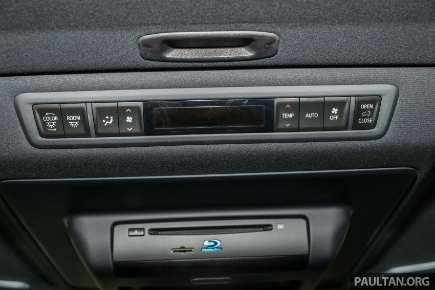 GALLERY: Toyota Alphard, Vellfire facelift previewed – full specifications, equipment detailed, RM351k-541k Image #792859