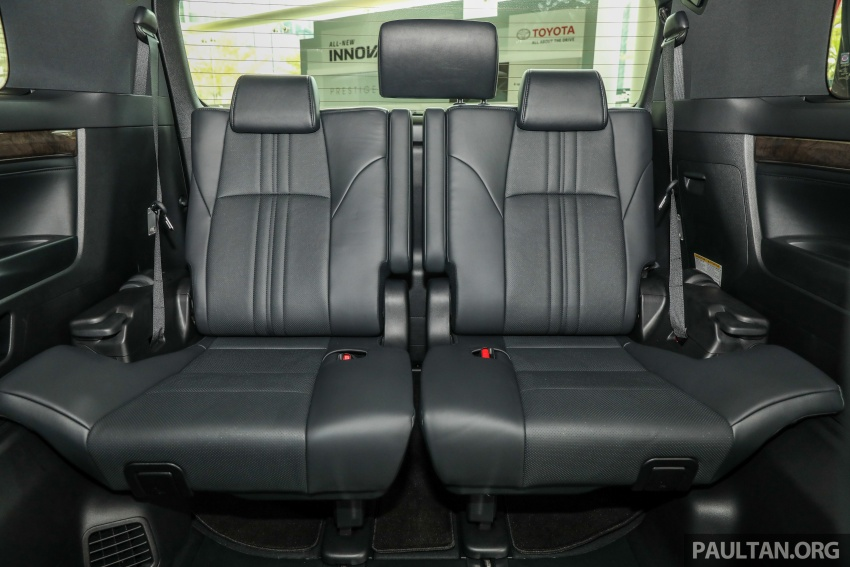 GALLERY: Toyota Alphard, Vellfire facelift previewed – full specifications, equipment detailed, RM351k-541k Image #792866