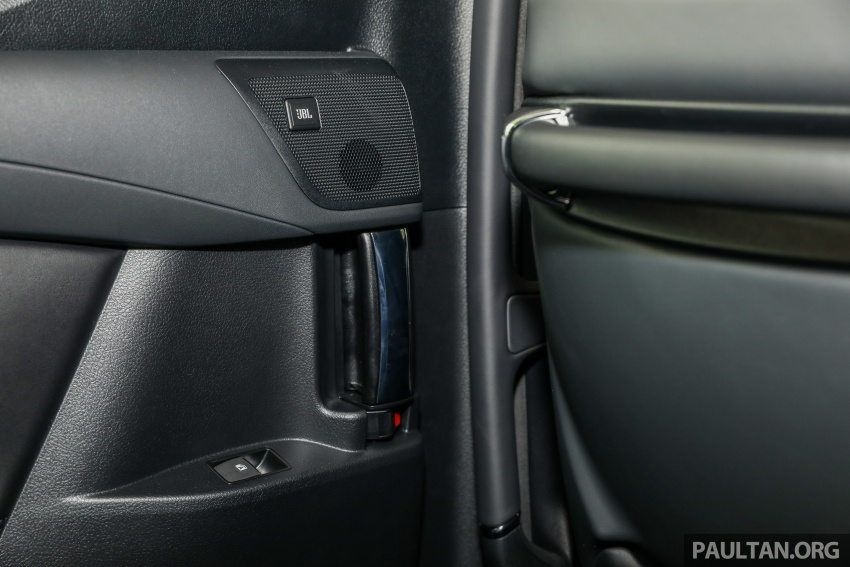 GALLERY: Toyota Alphard, Vellfire facelift previewed – full specifications, equipment detailed, RM351k-541k Image #792869
