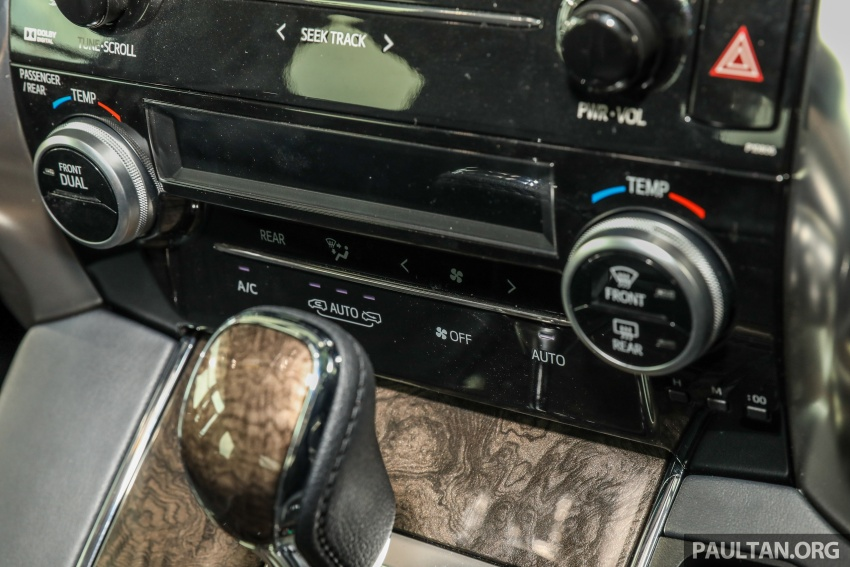 GALLERY: Toyota Alphard, Vellfire facelift previewed – full specifications, equipment detailed, RM351k-541k Image #792838