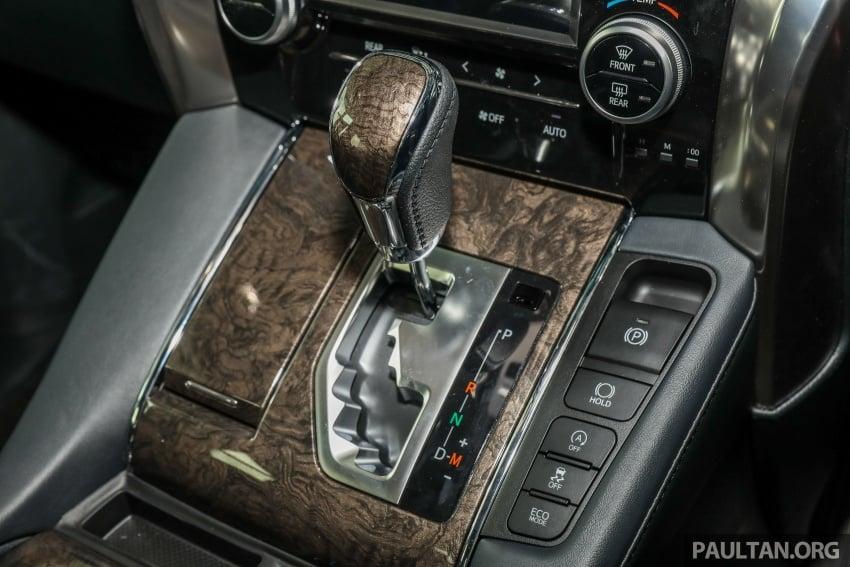 GALLERY: Toyota Alphard, Vellfire facelift previewed – full specifications, equipment detailed, RM351k-541k Image #792839