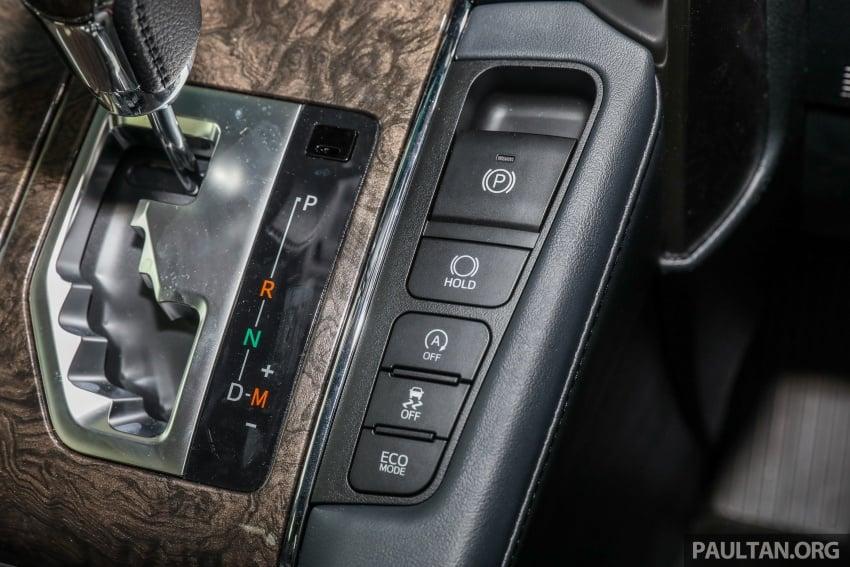 GALLERY: Toyota Alphard, Vellfire facelift previewed – full specifications, equipment detailed, RM351k-541k Image #792840