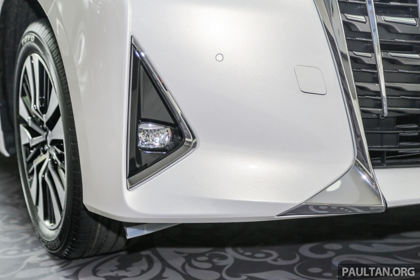 GALLERY: Toyota Alphard, Vellfire facelift previewed – full specifications, equipment detailed, RM351k-541k Image #792512