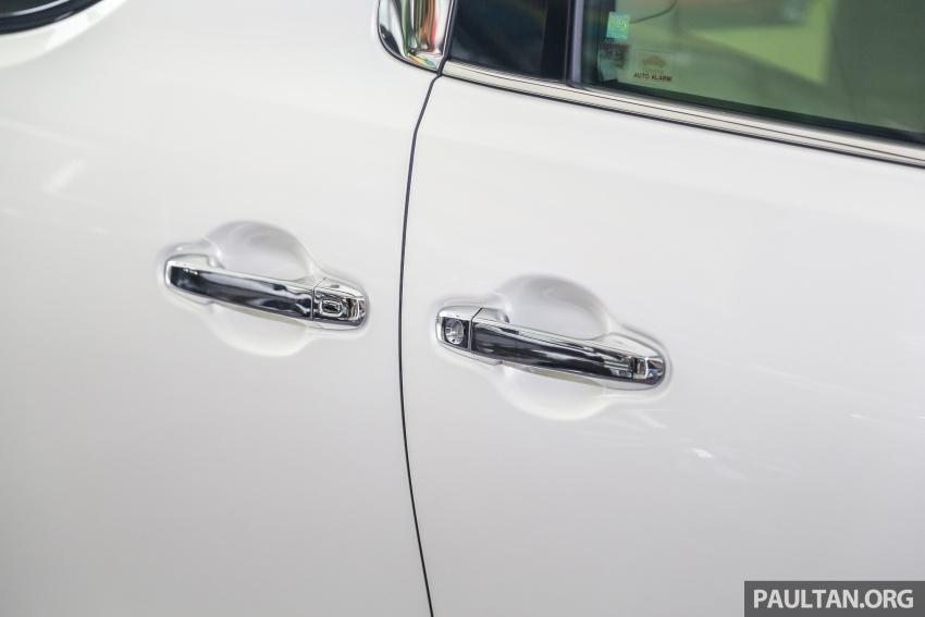 GALERI: Toyota Alphard, Vellfire facelift 2018 – senarai kelengkapan penuh, harga antara RM351k-RM541k Image #792664