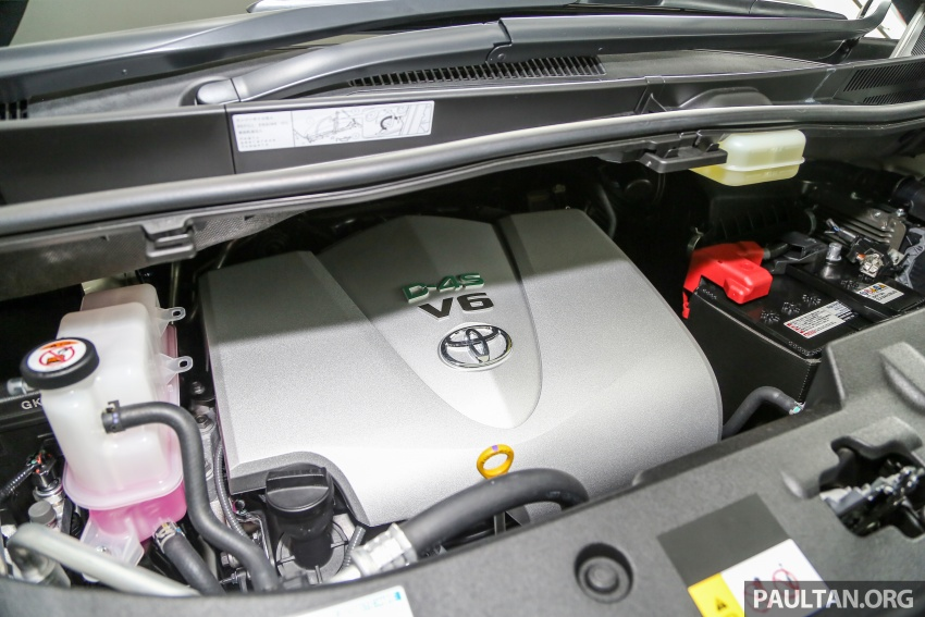 GALLERY: Toyota Alphard, Vellfire facelift previewed – full specifications, equipment detailed, RM351k-541k Image #792538
