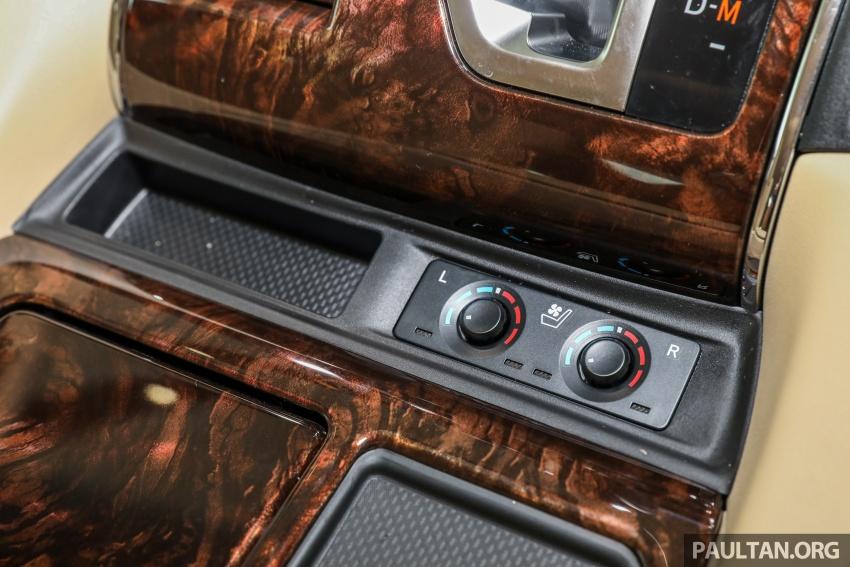 GALLERY: Toyota Alphard, Vellfire facelift previewed – full specifications, equipment detailed, RM351k-541k Image #792550