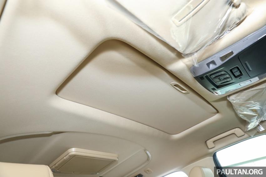 GALLERY: Toyota Alphard, Vellfire facelift previewed – full specifications, equipment detailed, RM351k-541k Image #792555