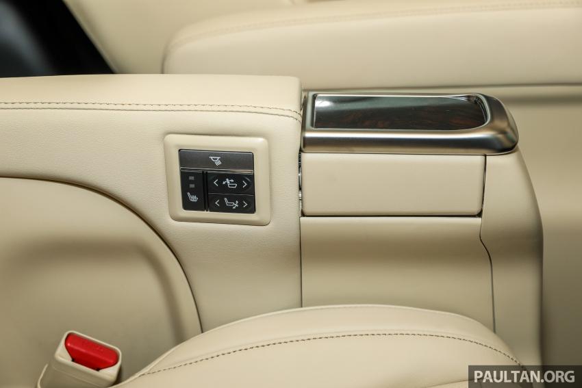 GALLERY: Toyota Alphard, Vellfire facelift previewed – full specifications, equipment detailed, RM351k-541k Image #792567