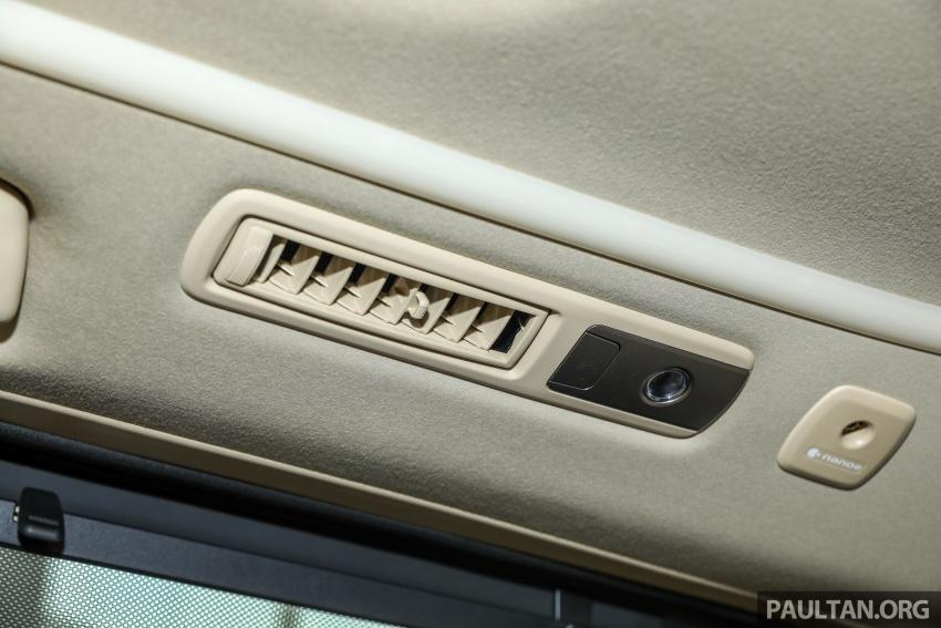 GALLERY: Toyota Alphard, Vellfire facelift previewed – full specifications, equipment detailed, RM351k-541k Image #792573