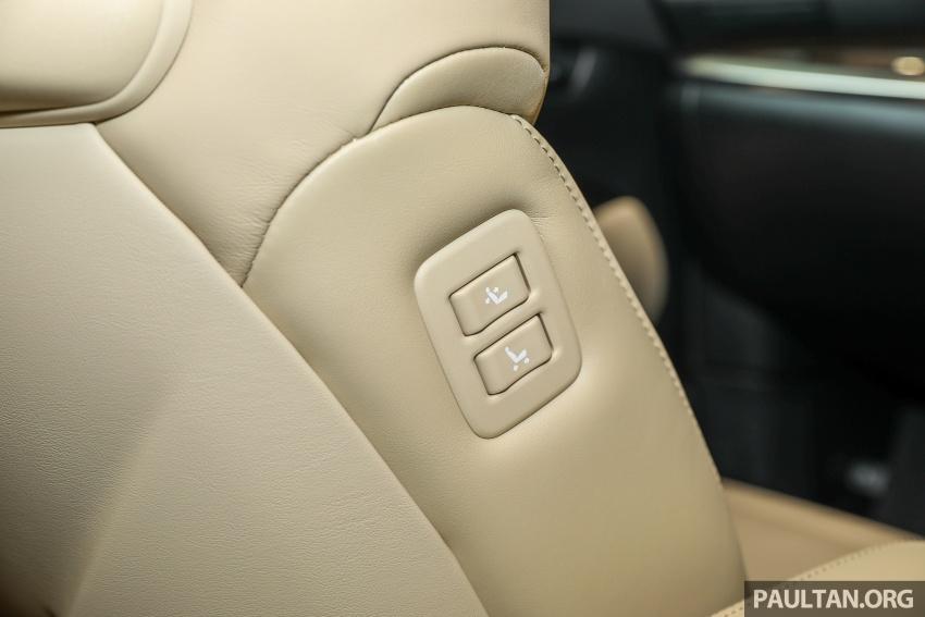 GALERI: Toyota Alphard, Vellfire facelift 2018 – senarai kelengkapan penuh, harga antara RM351k-RM541k Image #792708