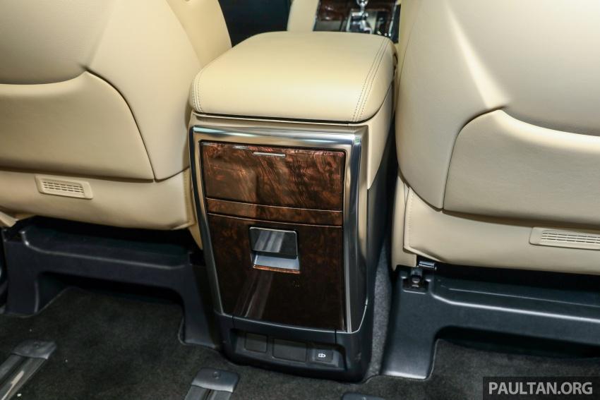 GALLERY: Toyota Alphard, Vellfire facelift previewed – full specifications, equipment detailed, RM351k-541k Image #792575