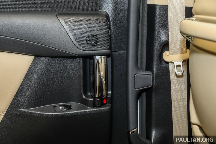 GALLERY: Toyota Alphard, Vellfire facelift previewed – full specifications, equipment detailed, RM351k-541k Image #792581