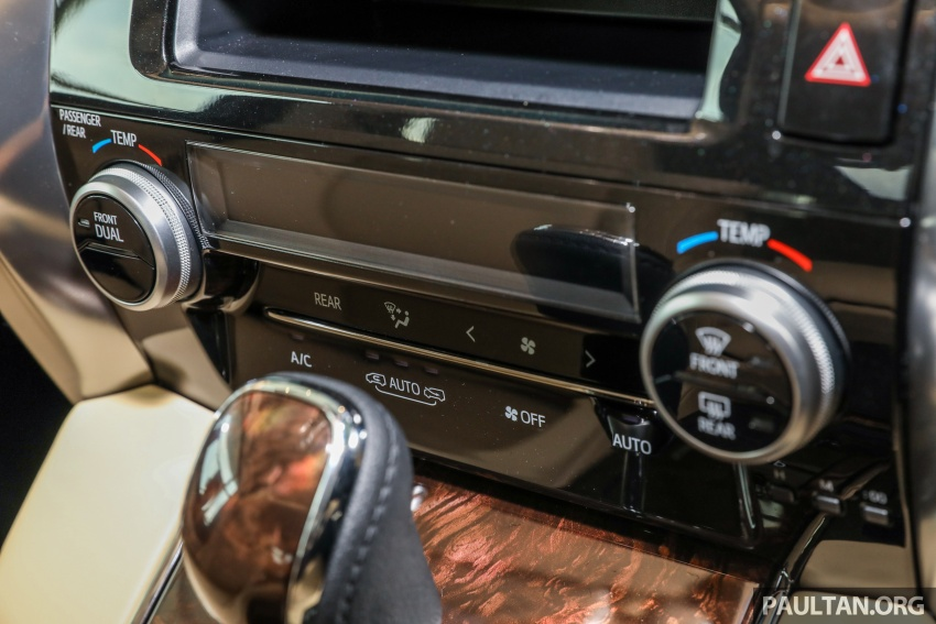 GALLERY: Toyota Alphard, Vellfire facelift previewed – full specifications, equipment detailed, RM351k-541k Image #792547