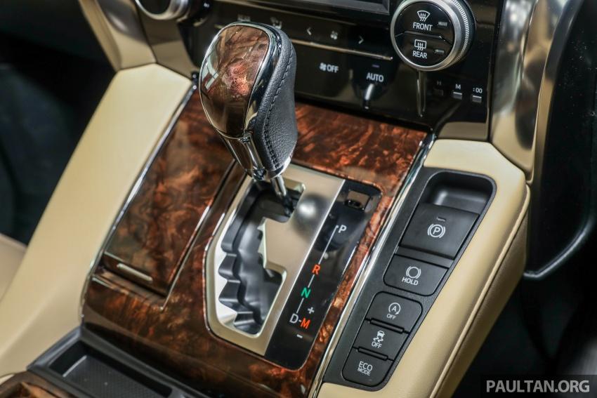 GALLERY: Toyota Alphard, Vellfire facelift previewed – full specifications, equipment detailed, RM351k-541k Image #792548