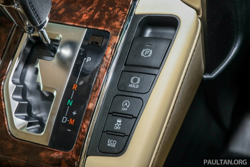 GALLERY: Toyota Alphard, Vellfire facelift previewed – full specifications, equipment detailed, RM351k-541k Image #792549