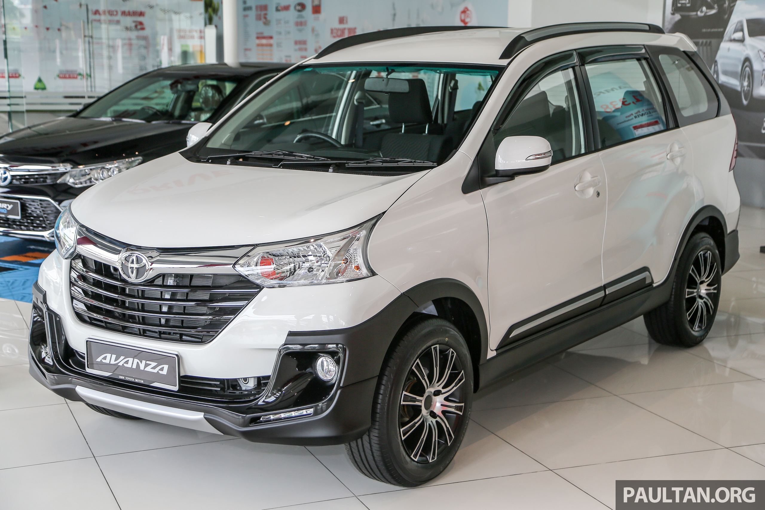 Gallery Toyota Avanza 1 5x Goes For The Suv Look