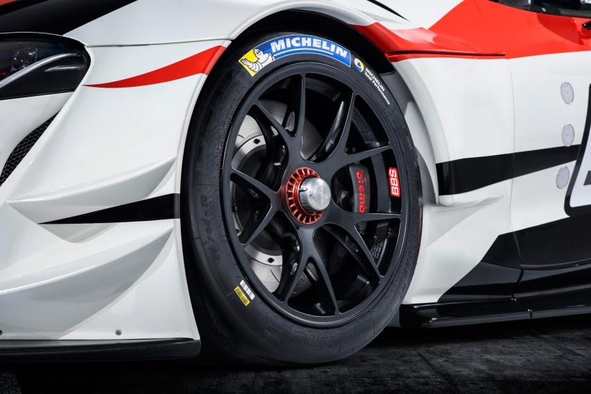 Toyota GR Supra Racing Concept – the legend returns Image #786845