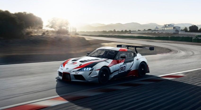 Toyota GR Supra Racing Concept – the legend returns Image #786853